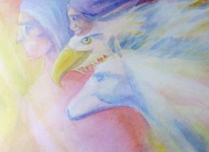 horsre_man_eagle_woman